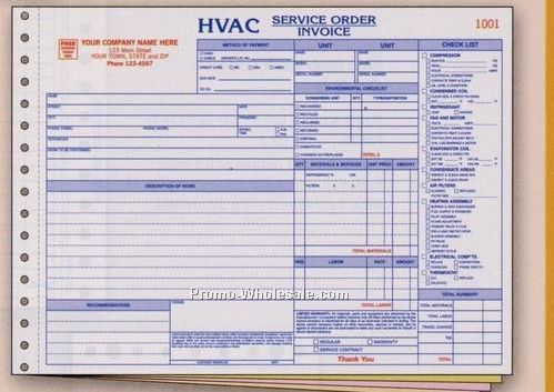hvac invoice templates. download invoice template for word, Invoice templates