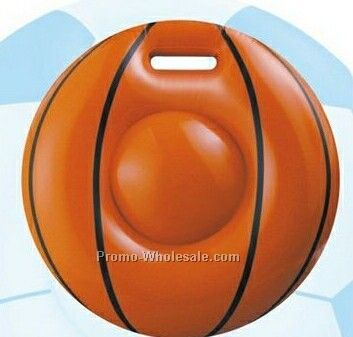 "16"" Inflatable Basketball Cushion"