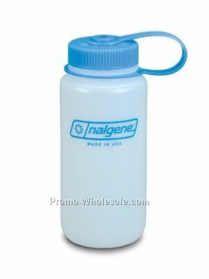 16oz Wide Mouth Nalgene High Density Polyethylene