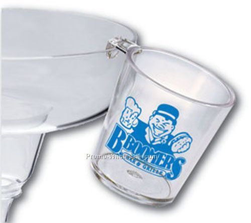 Hook up glass