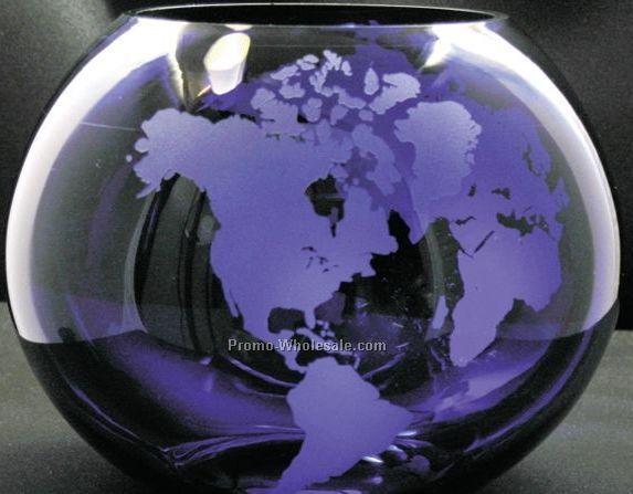 Blue Globe Bowl