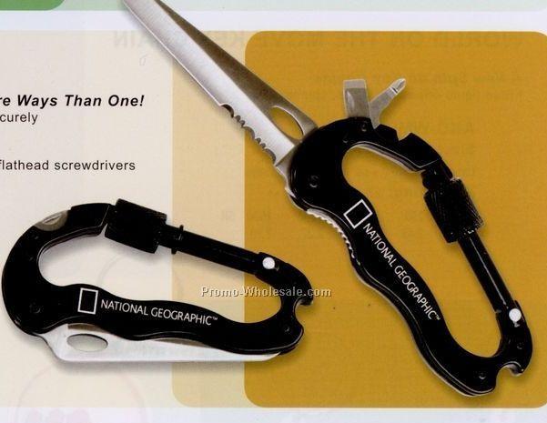 Carabiners pocketknife wholesale china for Magellan fishing shirts wholesale