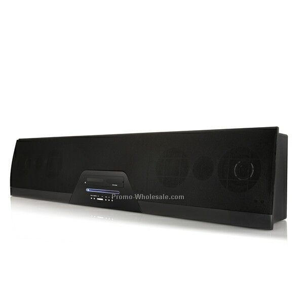 Coby DVD Home Theater Soundbar Speaker System