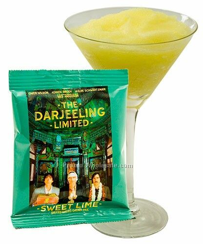 Custom Printed Drink Mix, Margarita, Daiquiri Etc. (Direct Printing)