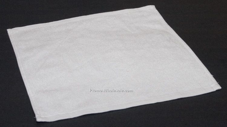 "Frosty Towel 12""x12"" - Custom Outer Package No Logo 30 Gram Cotton"