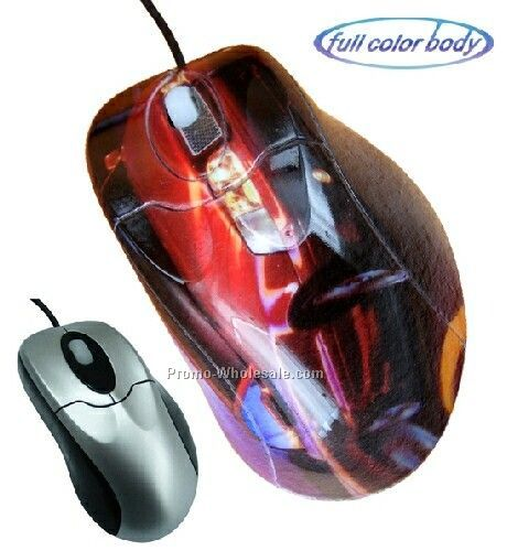 Full Color Series Optical Mouse