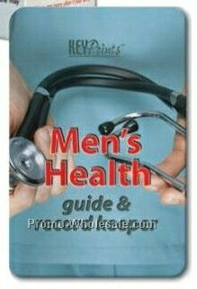 Key Points Brochure (Men's Health Guide & Record Keeper)