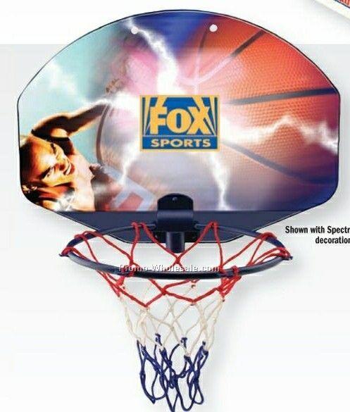 Large Basketball Backboard (Screen Print)