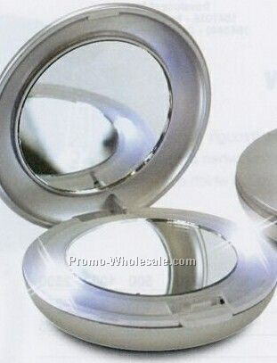 Light Up pact Mirror Wholesale china