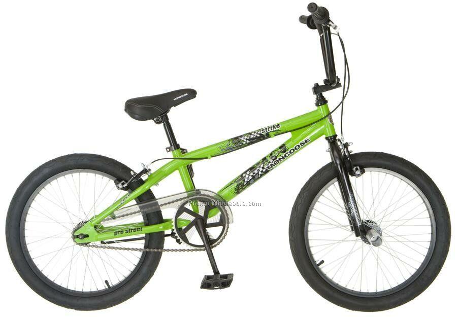 """Mongoose 20"""" Boy`s Strike Bicycle"""