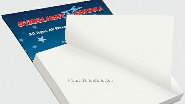 Quikey Blank Self-adhesive Pad Business Card Magnet