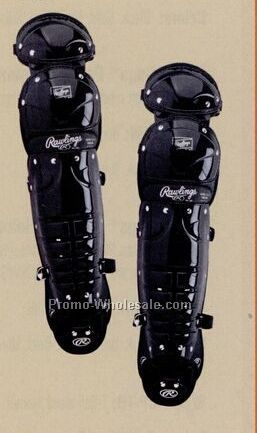 "Rawlings Youth 15-1/2"" Baseball/ Softball Leg Guards"