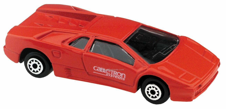 Red Lamborghini Diablo Die