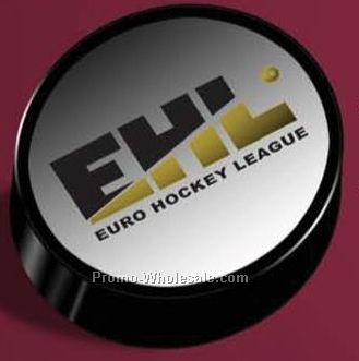 Regulation Sized Hockey Puck