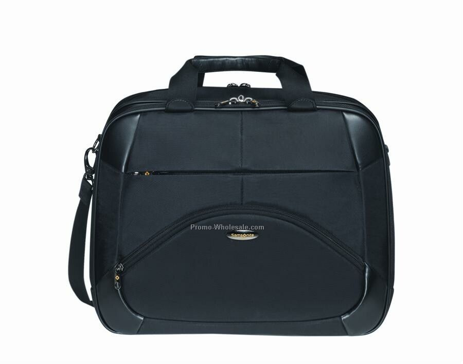 Proteo Expandable Toploader Briefcase