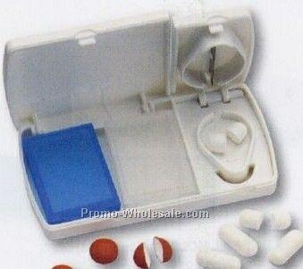 Viagra pill cutter