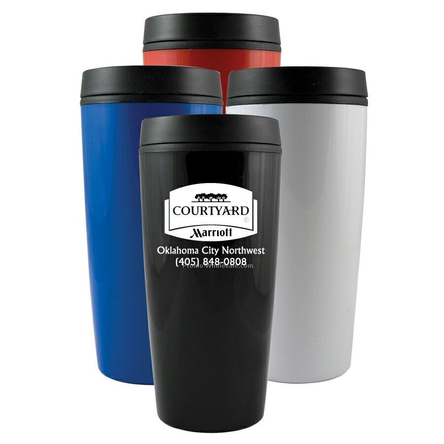 14 Oz. Bio D Tumbler - Bio Degradable, Eco Friendly Tumbler