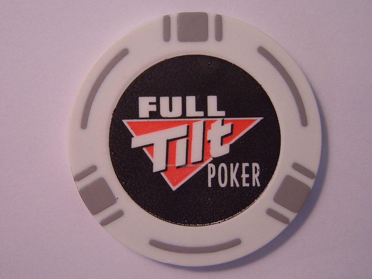2-color Custom Printed Poker Chips