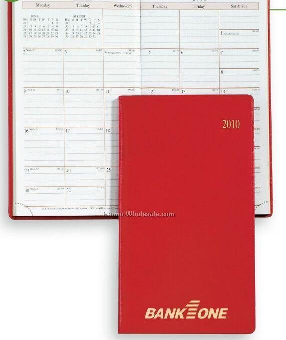 Sun Graphix Portable Desk Planner Motivational Weekly