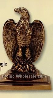 "American Eagle Book End (6""x9"")"
