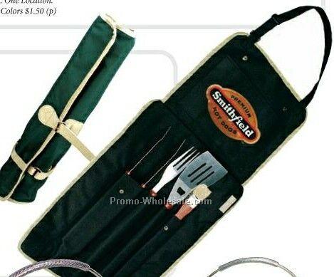 Bbq Apron W/ Tools