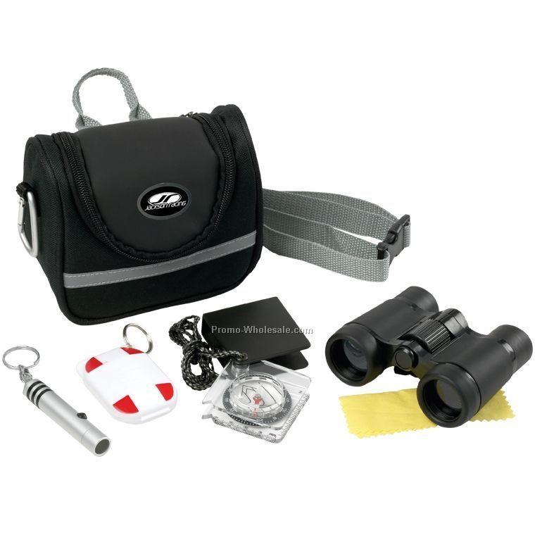 Binocular Set Hip Pack
