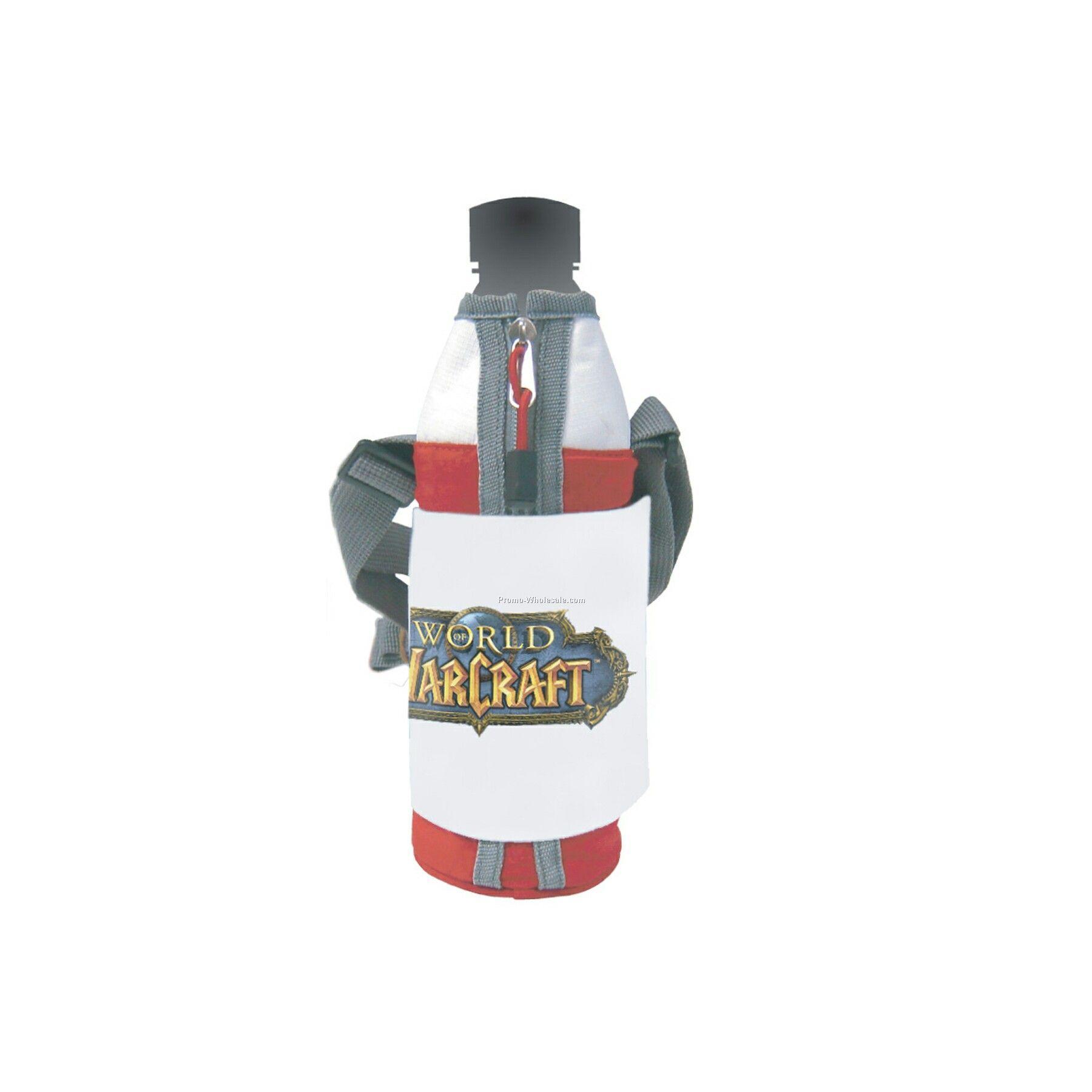 Tee Off Golf Bag Water Bottle Cooler W Tees Amp Divot Repair