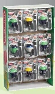 Duncan Rip Cord Spin Top 18 Piece Display
