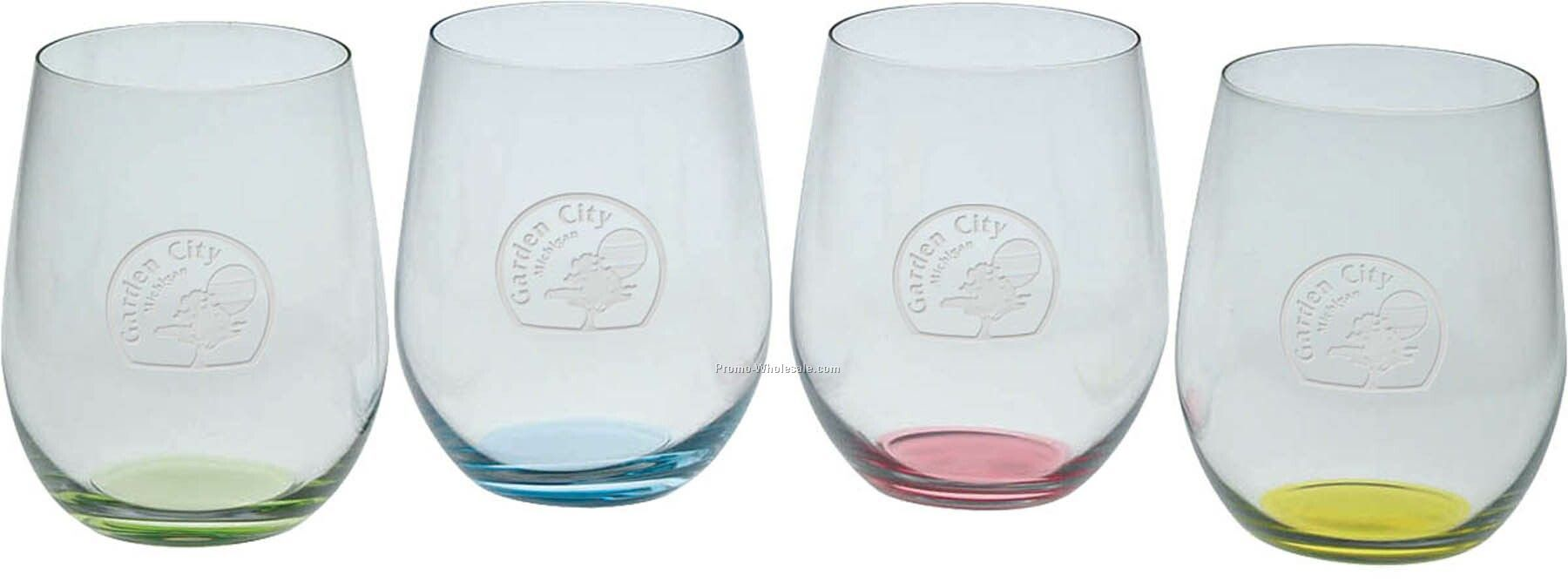 "Happy ""o"" Series Wine Glass (Set Of 4)"