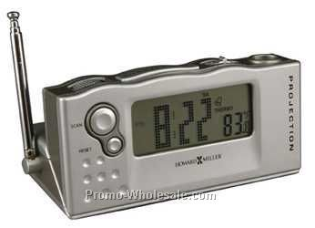 Howard Miller Radio Swivel Alarm Clock (Blank),Wholesale china