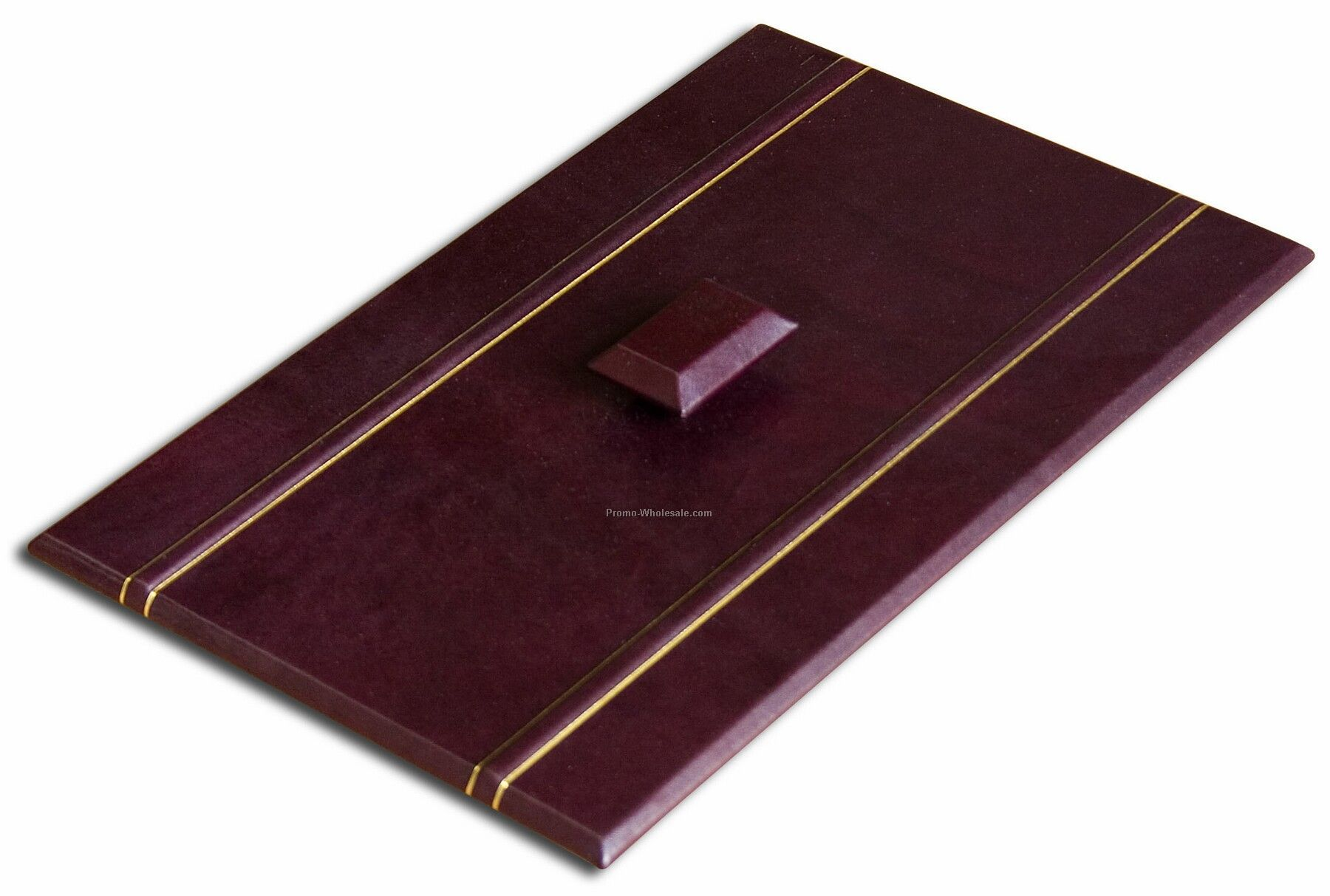 Legal size leather letter tray lid burgundywholesale china for Legal letter tray