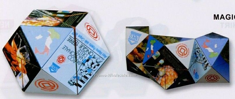 Magic Diamond Puzzle