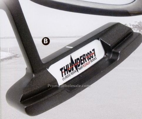 Power Gloss Pure Feel Putter Golf Club