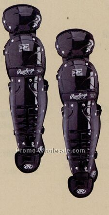 "Rawlings Youth 14-1/2"" Baseball/ Softball Leg Guards"