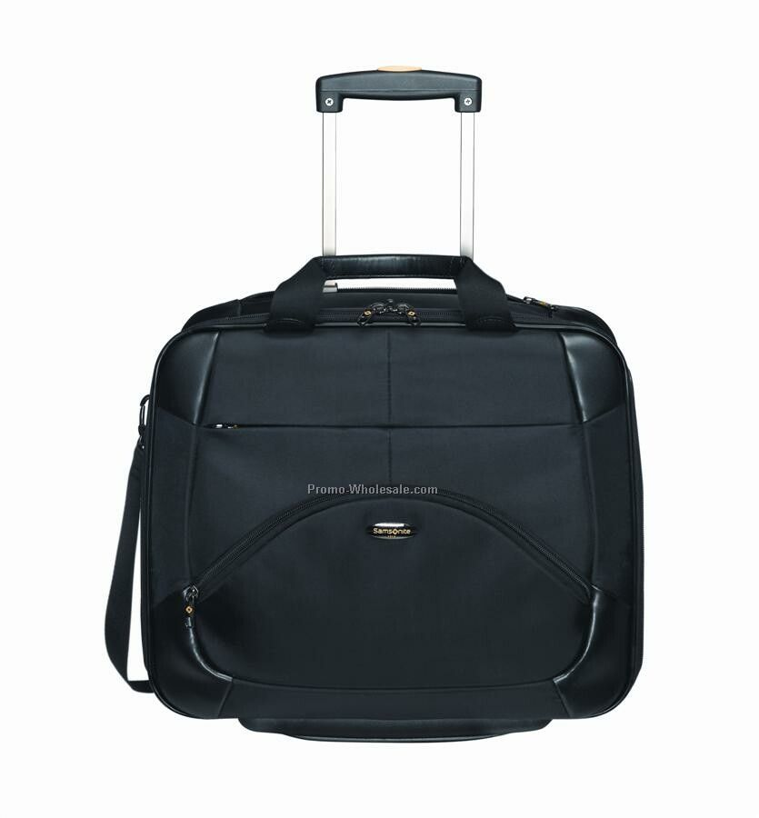 Proteo Wheeled Toploader Briefcase