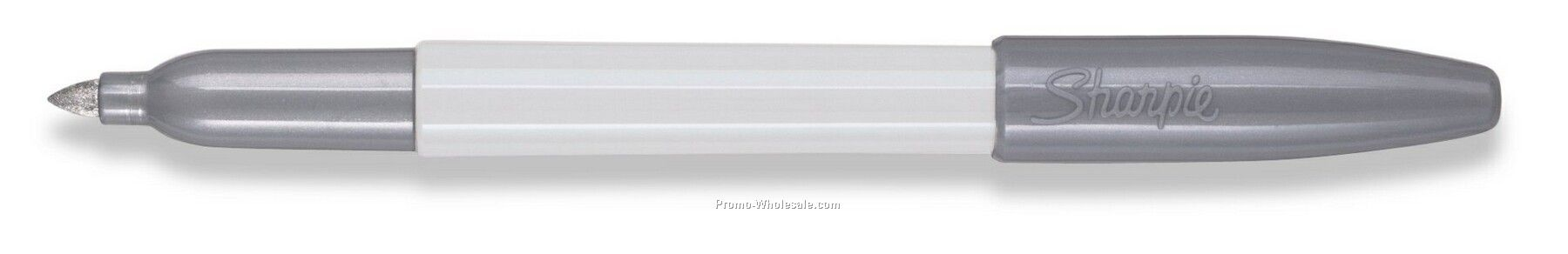 Sharpie Metallic Silver Permanent Marker
