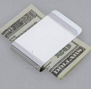 "1-1/4""x2-1/4"" Large Money Clip"