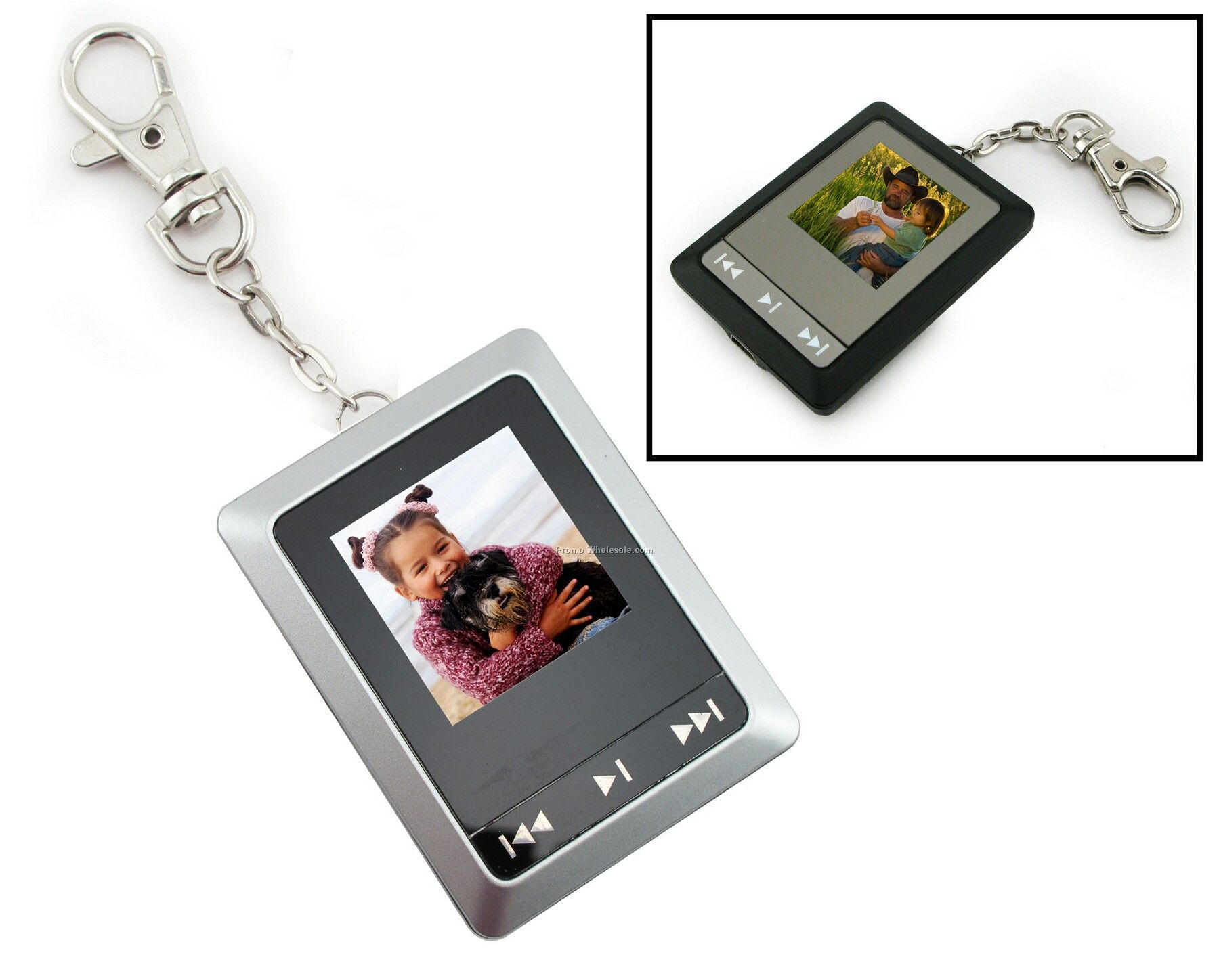 Wholesale Keychain Digital Picture Frame From China
