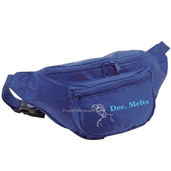 "10""x6""x3"" Fanny Pack (Not Imprinted)"