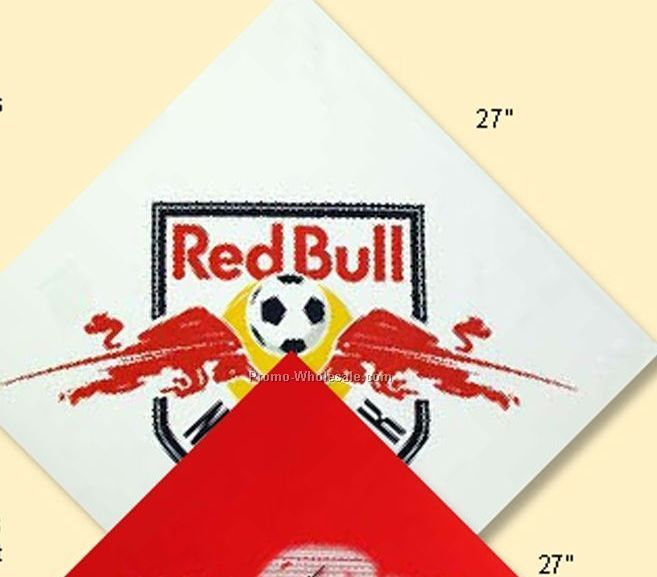 "100% Cotton Extra Large Bandanna - 27""x27"" (Screen Printed)"