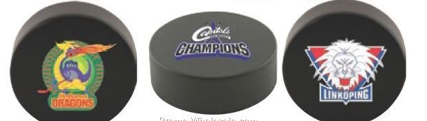 "3""x1"" Official-sized Hockey Puck"