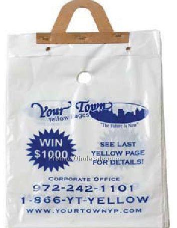 """4 x 10"""" 2 Mil Doorknob Bags S-11001 - Uline"""
