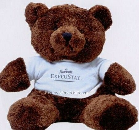 """Big Aromabear With Ivory T-shirt (12"""")"""