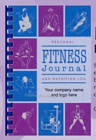 Fitness Journal Specialty Book