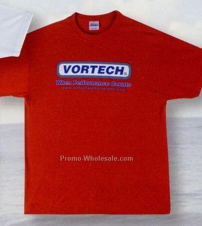 Hanes Tagless 100 Cotton Premium Tee Shirt 2xl 3xl