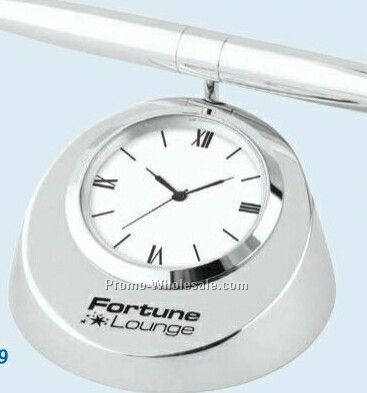 Helicopter Pen / Clock