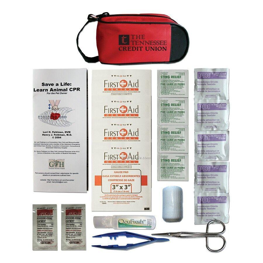Basic First Aid Kit  Mini Pet First Aid Kit