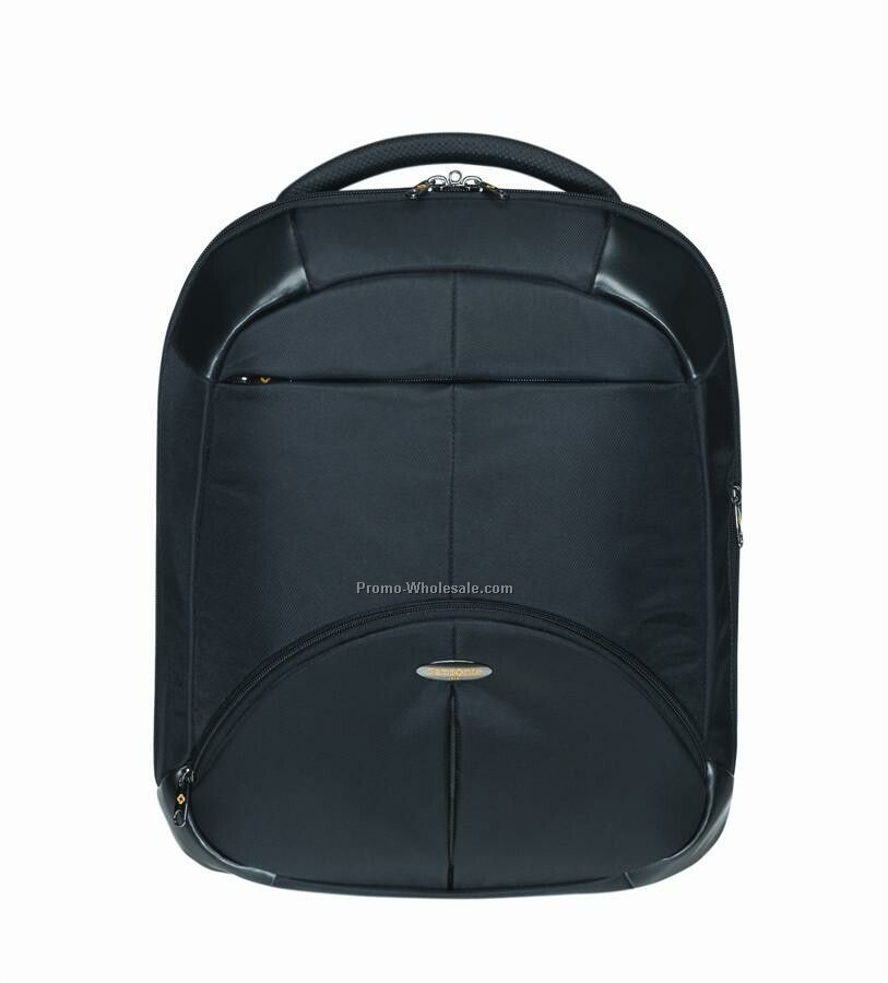 Embassy Italian Genuine Leather Rolling Backpack (Standard Service)Wholesale China