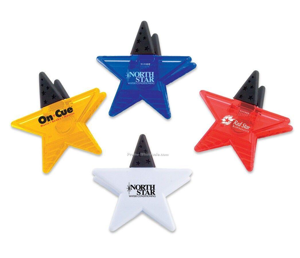 Star Magnet Clip