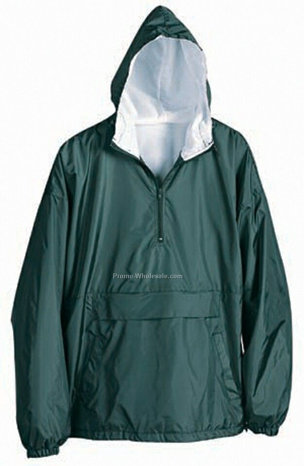 Water Resistant Taffeta Nylon Hooded Jacket & Pants Warm Up Set (S-3xl)